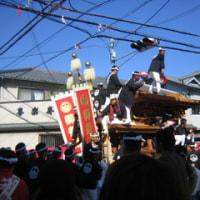 ■知恵蔵 岸和田春木だんじり祭り 09.09.20