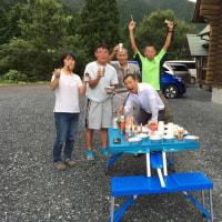 2016年8月トライアスロンキャンプ