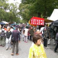 京都 東寺弘法市に行ってきた。