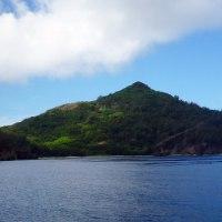 父島の兄島瀬戸海中公園