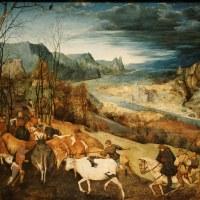 ブリューゲル(12) ‐ 美術史美術館(31)