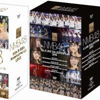 3/31発売「NMB48 5th & 6th Anniversary LIVE」DVD-BOX ※ダイジェスト映像