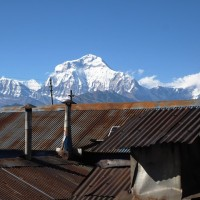 2016年秋ネパール旅行記(3)プーンヒルからダウラギリを見る