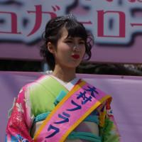 おおむら桜まつり 長崎街道シュガーロード さくらカフェ 早田弥紘 2017・4・2
