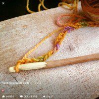 編み棒作りで心が満たされた時間