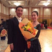 小林ダンススクール Dinner&演技発表会で踊らせていただきました。2017・4・16犀北館