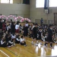 4/19  入学おめでとう!