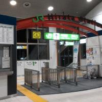 Suica対応@JR篠ノ井線・平田駅