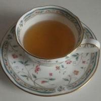 サンザシ茶の感想  山査子茶 お茶で健康