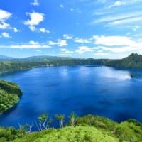 やっと晴れた・・摩周湖へ・・。