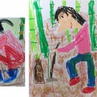 小学校受験の絵画プライベートレッスン