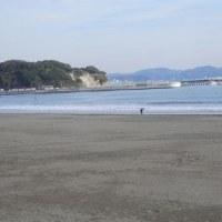 寒さを飛ばして 江ノ電数十年ぶり 今日でお別れ