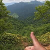 鍋割山~塔の岳 トレランGO!