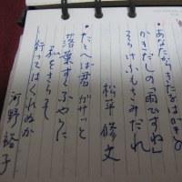 0610 松平修文さんの短歌