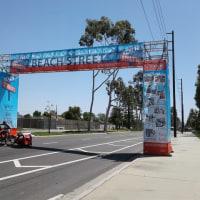 Beach Streets Universityという歩行者天国イベント
