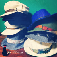明日2/26は帽子のセミオーダー会です!!