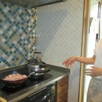 ミヤカグさん木のキッチンにて一汁三菜「塩麹を使った基本の和食」に挑戦レポート