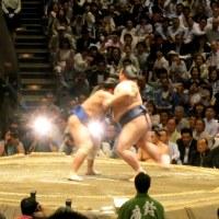 大相撲5月場所を観戦~③