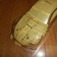 ボディ作成 TAMIYA・レクサスRC-F