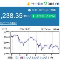 6月21日 朝日 ジム・ロジャーズ 「30年後の日本は悪夢」