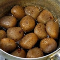 【常備菜】 玉こんにゃくのオランダ煮