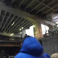 東京湾環境浄化実験と運河クルーズのが開催されました。