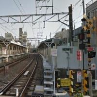 【戸越銀座駅:東急池上線】2003.2.17 撮り鉄 車両鉄