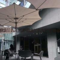 雰囲気作り パラソル カフェ