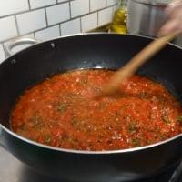 イタリア人のお料理教室