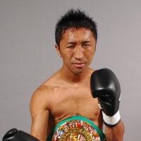 内藤大助さん  出身。元WBC世界フライ級王者。
