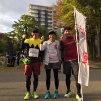金沢マラソン無事完走出来ました!!