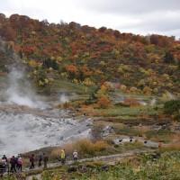 「初冬の玉川温泉~後生掛温泉縦走」下見に行ってきました!