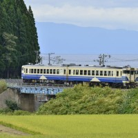 撮り鉄2016part27(津軽線_三厩-津軽浜名)