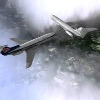 ザグレブ上空で航空機同士が空中衝突。