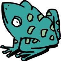 7月22日の日本民話 カエルの袈裟衣