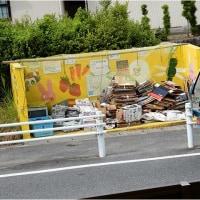 6月22日(木)  資源ゴミの日