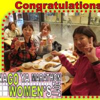 名古屋ウィメンズマラソン、完走後のビール…至福の時(*'▽')♪