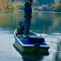 亀山ダムレコードフィッシュ