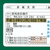 免許の更新(終わり)
