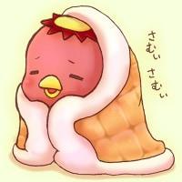 寒いよ~  彡(-L-彡)