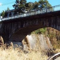 土岩屋橋 (大分県宇佐市院内)