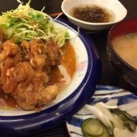 旧東海道品川宿ランチ事情19 居酒屋「なかよし」