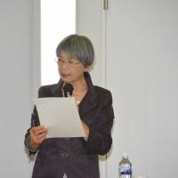 境町男女共同参画推進委員会主催のDV防止セミナーに出席してまいりました。