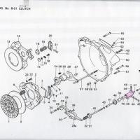 J3RDの各種マスターシリンダーの構成部品について
