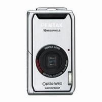 PenTax コンパクトデジカメOptioW60(Blog561)