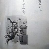 [和歌山県には、海底にもポストがある。]