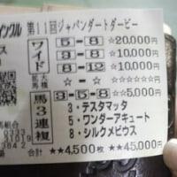 【競馬 予想】第11回 ジャパンダートダービー(JpnI) 観戦