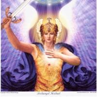 ★ミカエル:化身達、高位の霊的指導者達、大いなる光の存在達