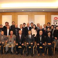 世田谷区白門会新年会を開催。