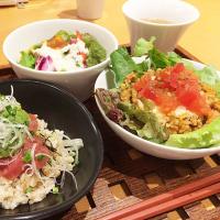#芝浦 お米café Makiba Styleのおいしい #ランチ (2016/10)